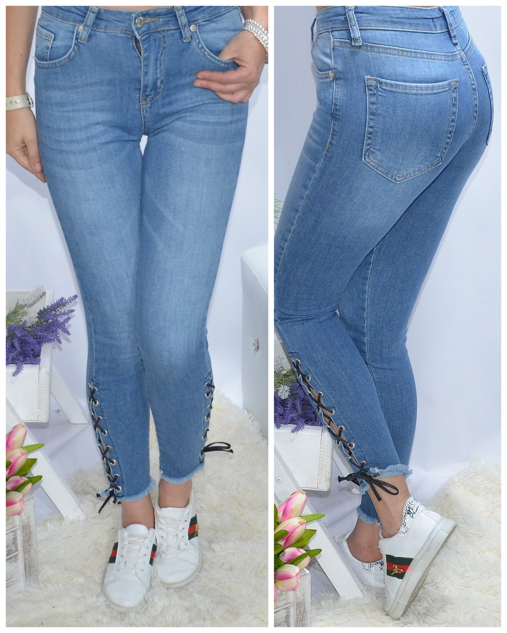 1cc46357dd4 Женские джинсы (американка) - Стильная бабочка в Одессе