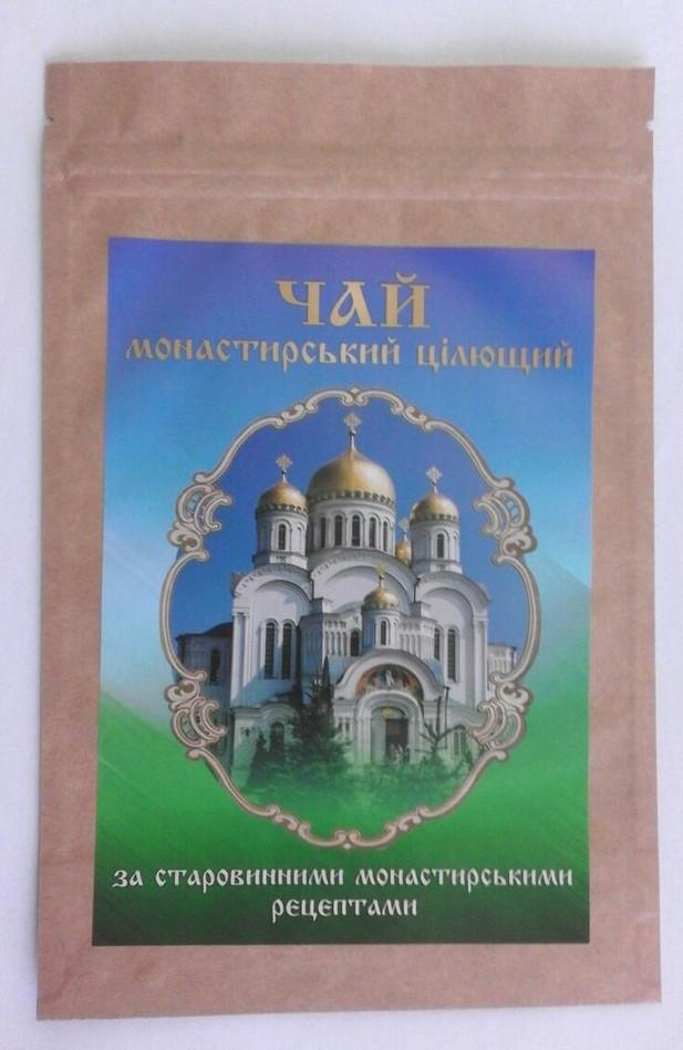 Чай Монастырский для похудения
