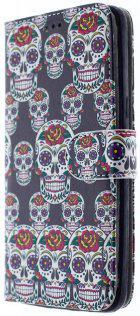 Чехол Milkin for Samsung J510/J5 2016 - Superslim book cover Skull