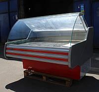 """Холодильная витрина """"Технохолод Невада ПВХС"""" (Динамика) 1,5 м. Бу, фото 1"""
