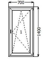 Монтаж окон и дверей, цена с работой