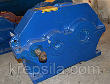 Цилиндрические редукторы 1Ц2У-250-25