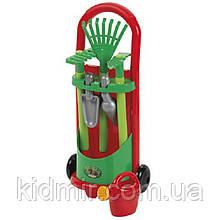 Игровой набор садовника с тележкой и аксессуарами Ecoiffier 000339