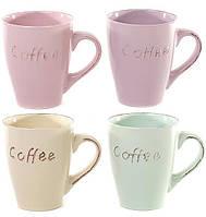 "Кружка Shabby Chic ""Coffee"" 320мл керамика"
