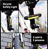 Фонарь велосипедный HYD-011-COB, фото 2