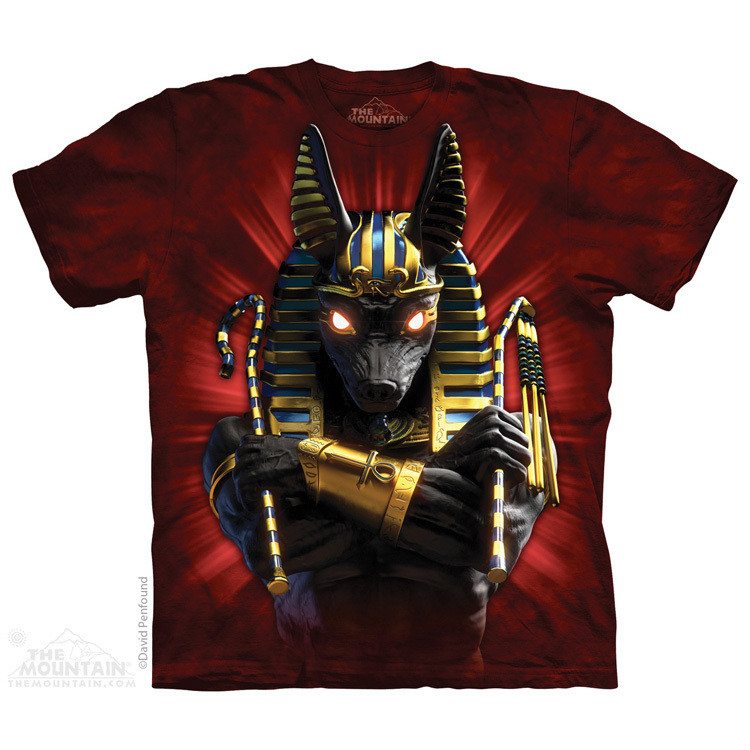 Футболка The Mountain - Anubis Soldier