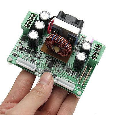 DPS5020 программируемый понижающий преобразователь напряжения 50V 20A