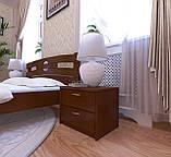 """Кровать полуторная от """"Wooden Boss"""" Токио Люкс (спальное место 120х190/200), фото 3"""
