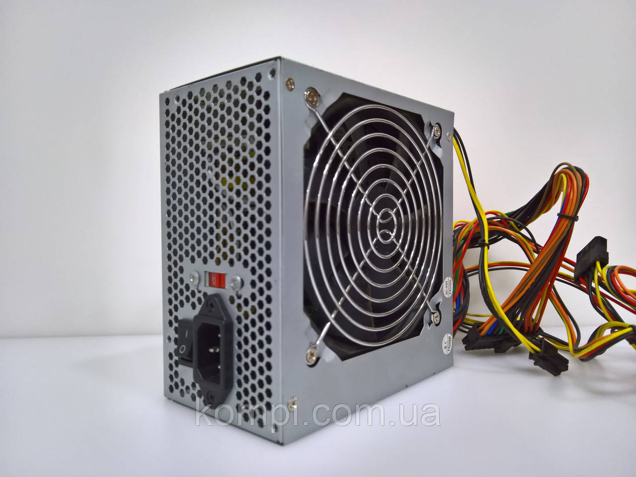 Блок питания 450W MS-Tech MS-N450-SYS б/у