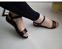 Жіночі босоніжки колір коричневий, фото 1