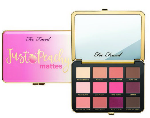 TOO FACED Just Peach Mattes, фото 2