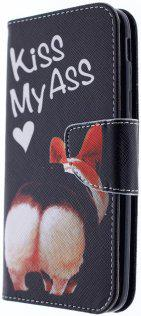 Чехол Milkin for Samsung J530/J5 2017 - Superslim book cover Kiss my a