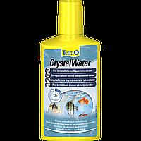 Tetra CrystalWater 100 мл на 200 л - от помутнения воды в аквариуме