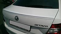 Спойлер крышки багажника Skoda Octavia (A7) 2013-