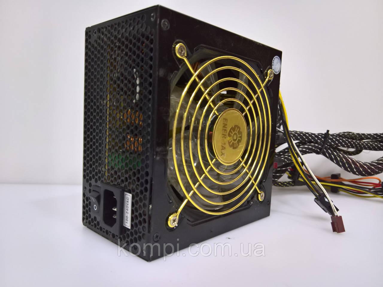Блок питания 500W ENERMAX Liberty ELT500AWT   б/у