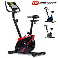 Магнитный велотренажер Hop-Sport HS-2070 Onyx red до 120 кг.