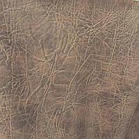 Кожзаменитель мебельный текстурный сублимация 4031 коричневый