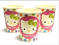 "Серия ""Hello Kitty"" Набор стаканчиков 10 штук"