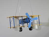 """Світильник SX-5910 BLUE """"літачок"""", фото 1"""