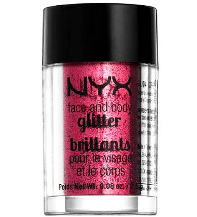 NYX Glitter Brilliants Red 09, фото 2