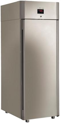 Шафа холодильна шафа Polair cv107-gm alu, фото 2