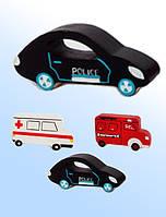 """Машинка """"Полиция"""", фото 1"""