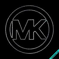 Термотрансферы на регланы Логотип (Стекло,2мм-бел.)