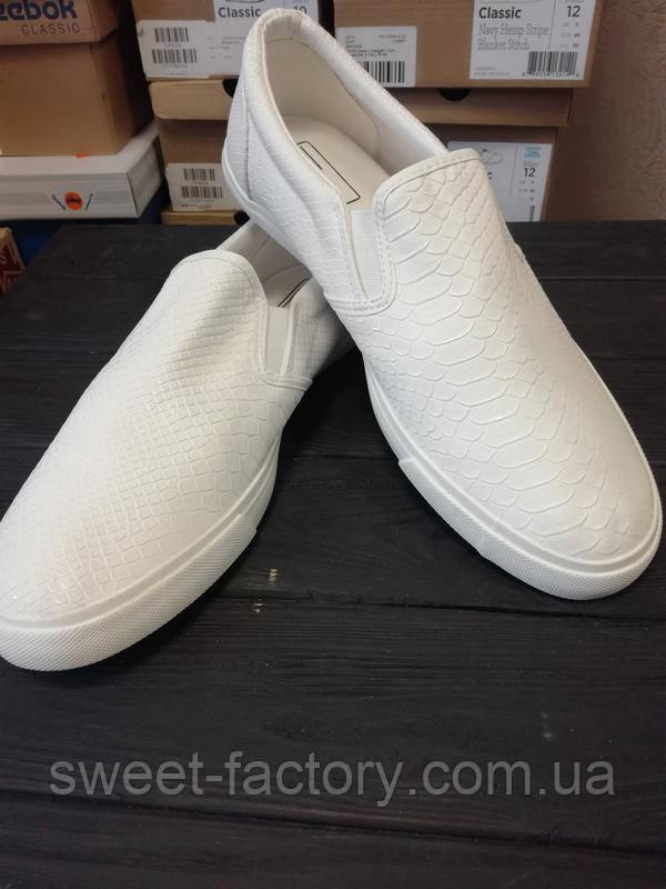 81bd0a4f6 Продам новые мужские кеды-слипоны asos, цена 524 грн., купить в ...