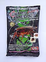 ULTRA MAGIC 125г порошок от тараканов, блох, клопов и муравьев