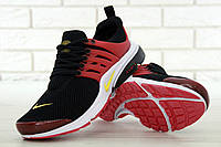 Мужские кроссовки Nike Air Presto Black/Red, фото 1