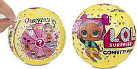 Конфетти Поп L.O.L. Surprise! Confetti Pop S3 - MGA (Оригинал)