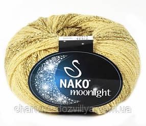 Пряжа для ручного вязания NAKO Moonlight