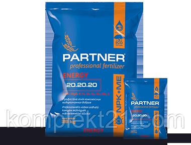 Удобрение Partner Energy 20.20.20 (25кг) с аминокислотами