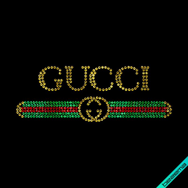 Рисунки на ткань Логотип (Стекло, 2мм-золото, 2мм-красн, 2мм-изумруд)