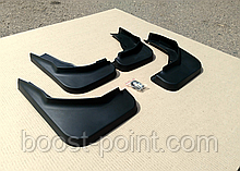 Брызговики пластик, под оригинал Honda Accord 8 (хонда аккорд 2008-2013)