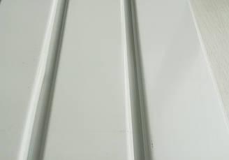Реечный потолок закрытого типа, с промежутками, комплект