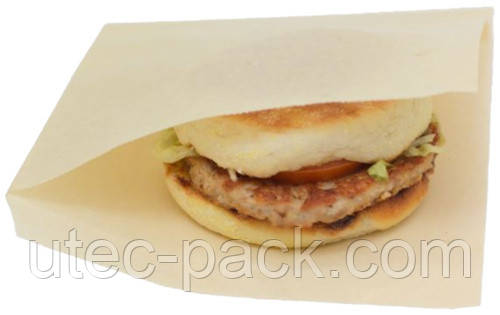 Бумага для упаковки бутербродов