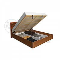 Кровать Flora 160*200  с каркасом и подъемным механизмом ТМ Миро Марк