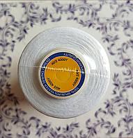 Нитки швейные ''VIAR №1'' 40s/2 ,белая
