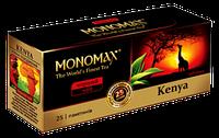 Чай чёрный Мономах «Kenya»,25 пак.