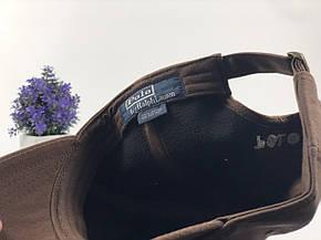 Кепка бейсболка Polo Ralph Lauren коричневая зимняя , фото 2