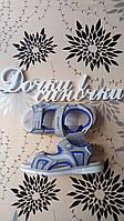 Босоножки сандалии на мальчика 28 размер. Детская летняя обувь. Обувь для мальчика