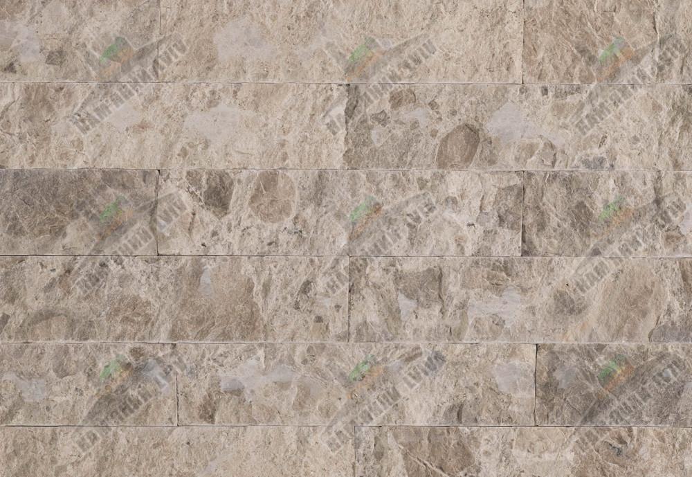 """Плитка руст из испанского мрамора 7 x 30 см """"DIAS BROWN"""" ARTION KLVIV, фото 1"""