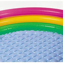 Детский надувной бассейн Intex 57412 (114х25 см), фото 3
