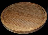 Дерев'яна дошка для подачі блюд, фото 1
