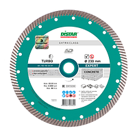 Диск DISTAR TURBO EXPERT диаметр -230мм (10215026011), фото 1