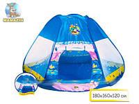 Палатка треугольная