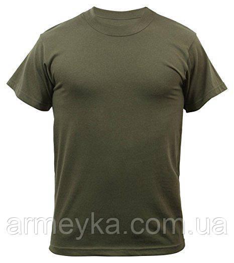 Футболка камуфляжная олива/T-shirt olive, UA