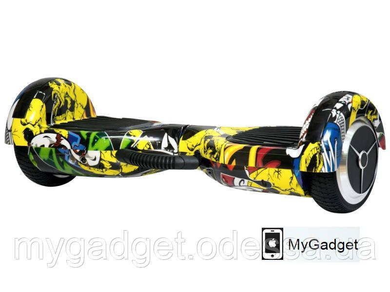 """Гироборд Smart Balance EL1 Хип Хоп - 6,5"""" + Сумка в подарок!"""