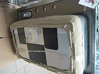 Мойка накладная из нержавеющей стали Ikea BOHOLMEN 635 х 800 x 180